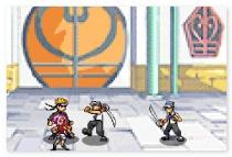Звезды аниме дерутся игра на двоих драки Anime Star Fighting
