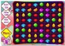 Candy Match собирая конфеты игра три в ряд сладости