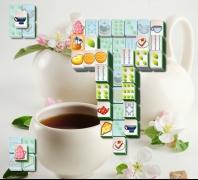 Чайный Маджонг найди пару игра маджонг за чашкой чая Tea Mahjong
