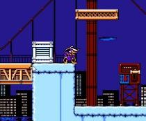 Черный Плащ ретро игра для Денди бродилка на Нинтендо Darkwing Duck
