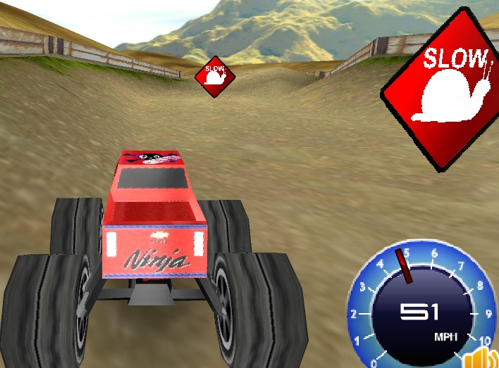 Игры гонки на грузовиках - Game-Game