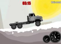 Камаз доставка на край Арктики гонки на грузовике игра KAMAZ Delivery 2 Arctic Edge