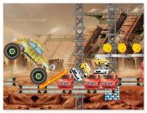 Сумасшедшие гонки на грузовиках монстрах Crazy Monster Truck