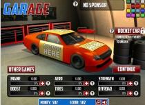 Кольцевые гонки НАСКАР в Америке American Racing 2