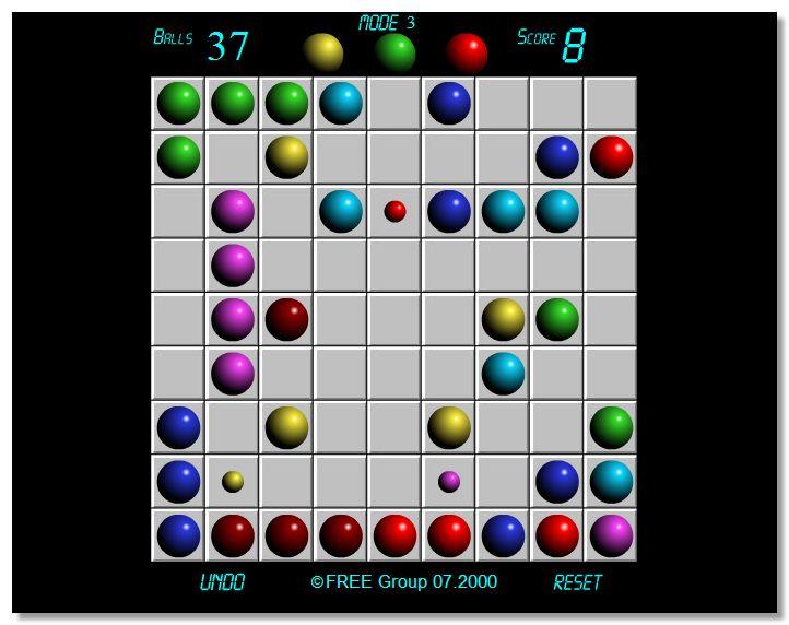 игры шарики линии 98 играть онлайн