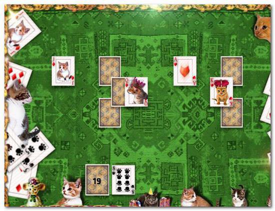 Играть в карты пасьянс на весь экран