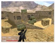 Контра Террористы стрелялка шутер от первого лица Counter Strike