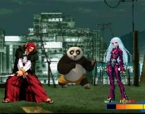Бойцовый Царь Короли Драки на двоих или одного аниме игра King Of Fighters