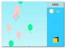 Стрелок по шарам лопать пузыри игра Baloon Shooter