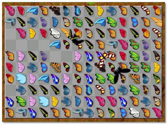 Игра маджонг с бабочками онлайн играть бесплатно