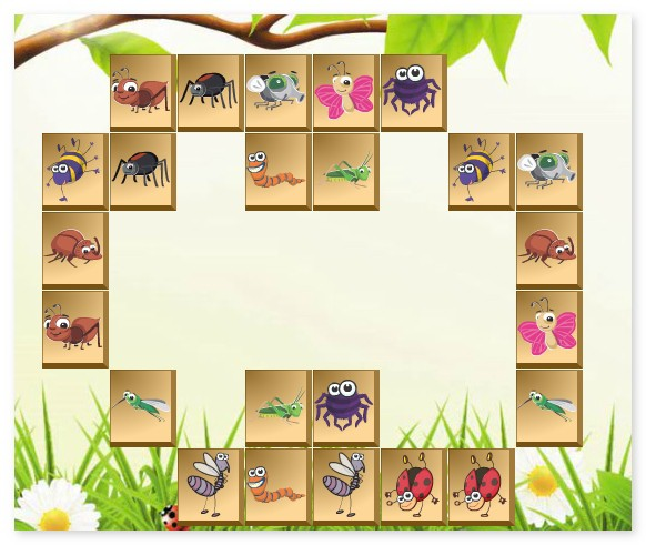 tetris mahjong