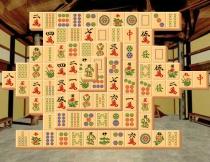 Ас Маджонга найди пару коннект маджонг совпадения игра Mahjong Ace