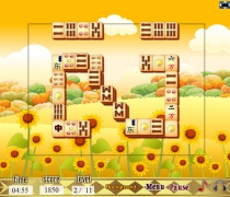Маджонг Золотой Осени найди пару игра Golden Autumn Mahjong