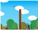 Марио против Зомби стрелялка бросалка Mario Shoot Zombies
