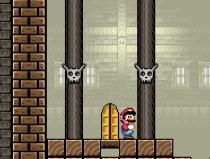 Марио в Доме с Привидениями часть вторая бродилка игра Mario Ghosthouse 2
