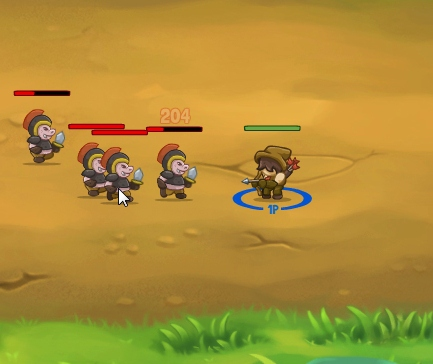 Играть могучий рыцарей экран