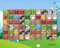 Узоры найди пару маджонг совпадение кусочков игра Patterns Link