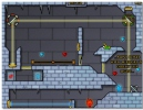 Огонь и Вода 3 в Замке Льда приключения игра для двоих