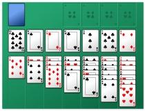 Пасьянс Агнесса Косынка Свободная ячейка игра в карты agnes2
