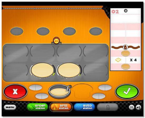 Игры девочек о онлайн играть ресторан