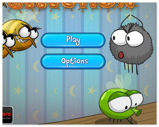 Игры для девочек бродилки паучок ловит мух