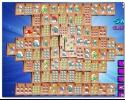 Маджонг Смурфики пазл Смурфы найди пару mahjong smurfs