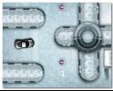 Припаркуй машину зимой Snow Parking управление авто вождение