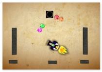 Соник Зума шарики цветные три в ряд и ёжик Сонник Sonic Zuma