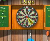 Игра в Дартс спортивная кидать дротики на меткость Darts