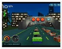 Гонки по городу стритрейсинг кольцевые гонки игра Street Race