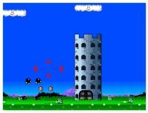 Стрелялка Марио защитник Башни Mario World Overrun