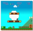 Mario Forever Супер Марио ретро игра бродилка приключения водопроводчика Марио