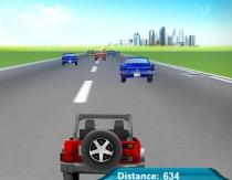 Максимальная скорость ускорения гонки по прямой игра Maximum Velocity