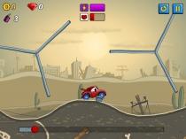 Тачки Машина ест машину часть вторая игра Car Eats Car 2 deluxe