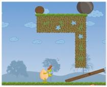 Пора наружу цыпленок хочет разбить скорлупу баллистика меткость игра Tremor hatch