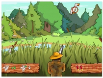 Утиный Армагеддон игра охота на уток Duckmageddon