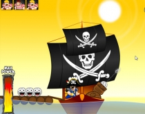���� ������ �������� ������ � ������� ���������� ���� Angry Pirates