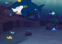 Рыба ест Рыбу игра для одного двух или трёх игроков Fish Eat Fish