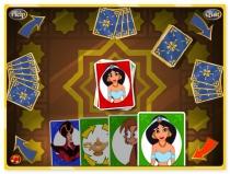 Алладин Одна карта сверху карточная игра Aladdin One Up