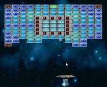 Космические шары Арканоид игра разбивать кирпичи шариком Star Balls