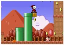 Супер Братья Бандиты бродилка игра как в Супер Марио Super Bandit Bros