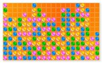 Исчезающие Шары найди пару всем цветным пузырям Collapse