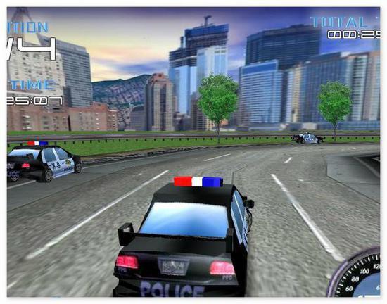Игры онлайн гонки на машинах от полиции демо новых игр онлайн