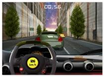 Скоростная Гонка управляй спортивной машиной 3D Speed Race