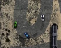 Гонки Дрифт на двоих кольцевые гонки на мини машинках игра Multiplayer Drift