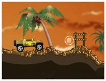 Гонки на Хаммере Грузовики монстры игра Hummer Monster Truck