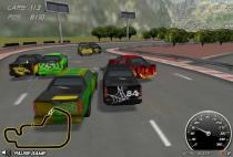 Гонки на Пикапе кольцевые гонки на внедорожнике игра Pick Up Truck