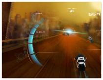 Гонки на мотоцикле в будущем Modern Moto Racers