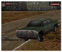 Вечный Изгой Апокалипсис Гонки на выживания 3D Alias Runner 2 Apocalypse