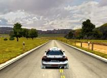 Неизвестная гонка кольцевые гонки ралли 3D X Speed Race 2